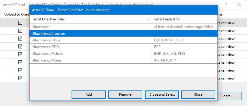 Attach2Cloud | The Attach2Cloud Attached File Control Center