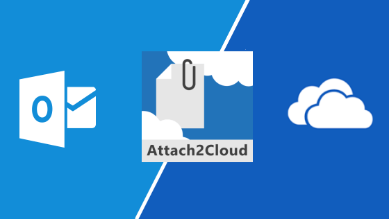 Attach2Cloud, une alternative à FileTransfer.io sécurisée et s'appuyant sur Outlook et OneDrive.